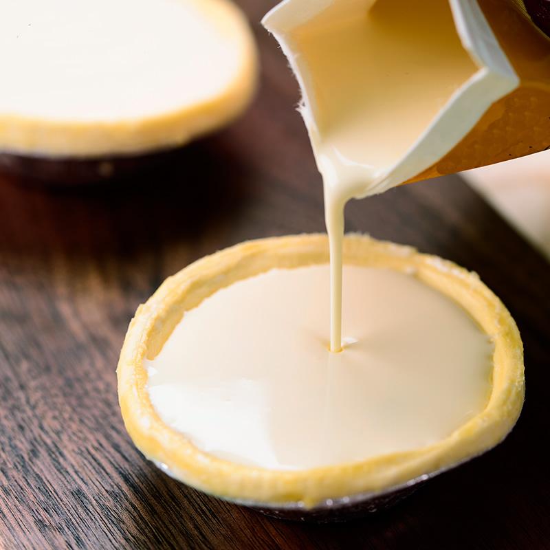 烘焙蛋挞液